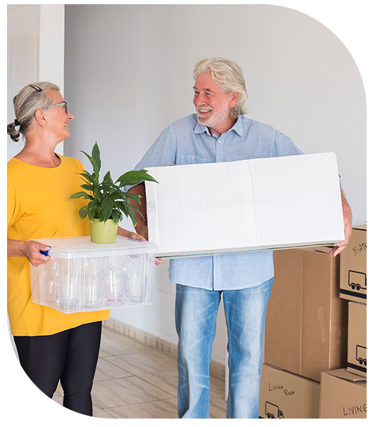 Downsizing and Moving Services